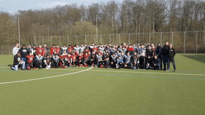 PST Trier Stampers U17 und U19 im ersten Test