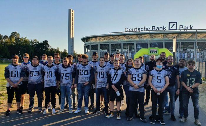 Junior Stampers beim German Bowl!